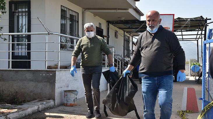 Antalya'da korkunç olay! Cesedi parçalayıp, foseptiğe attılar