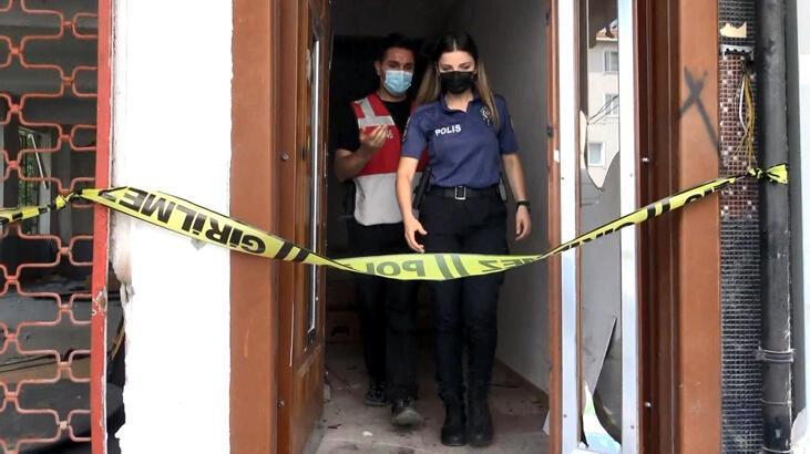 Avcılar'da boşaltılan binada ceset bulundu