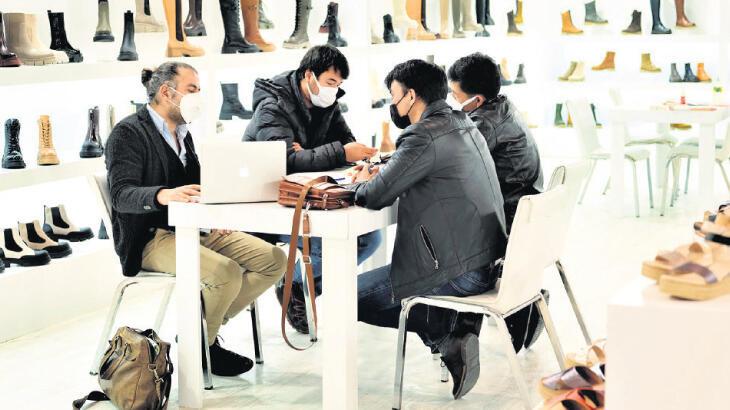 Ayakkabı sektörü İstanbul'da buluştu