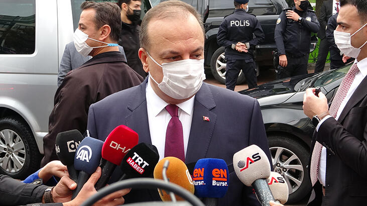 Bursa Valisi Yakup Canbolat'tan koronavirüs uyarısı