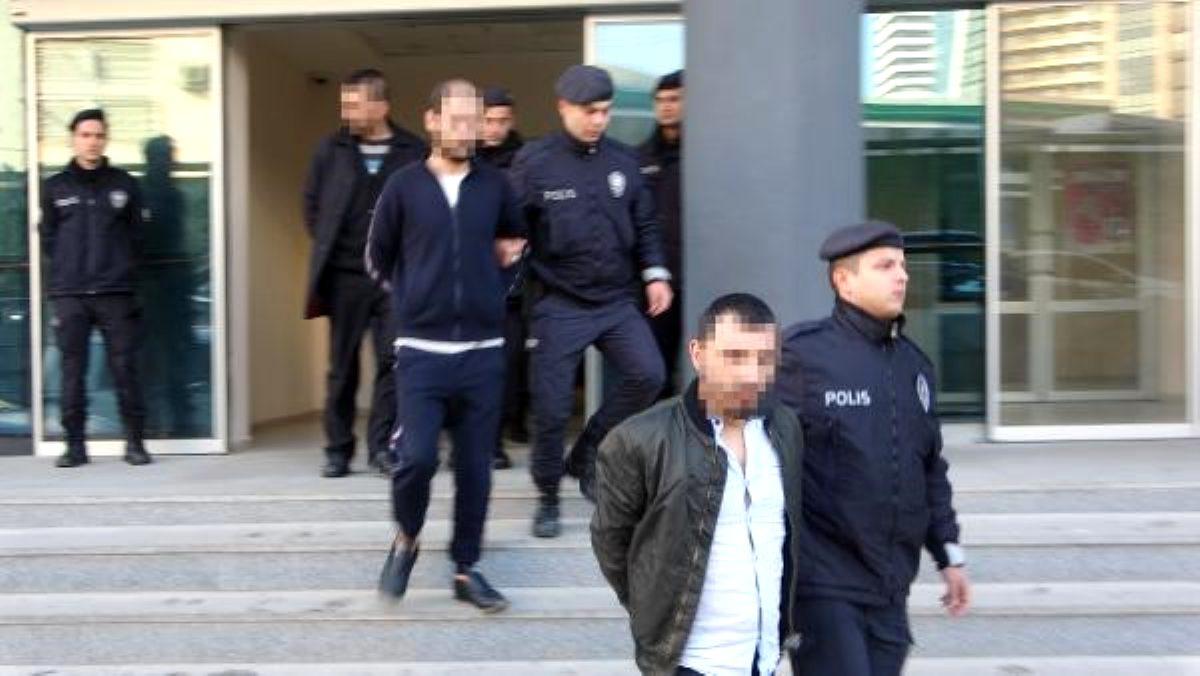 Bursa'da şafak vakti 700 polisle uyuşturucu operasyonu (2)