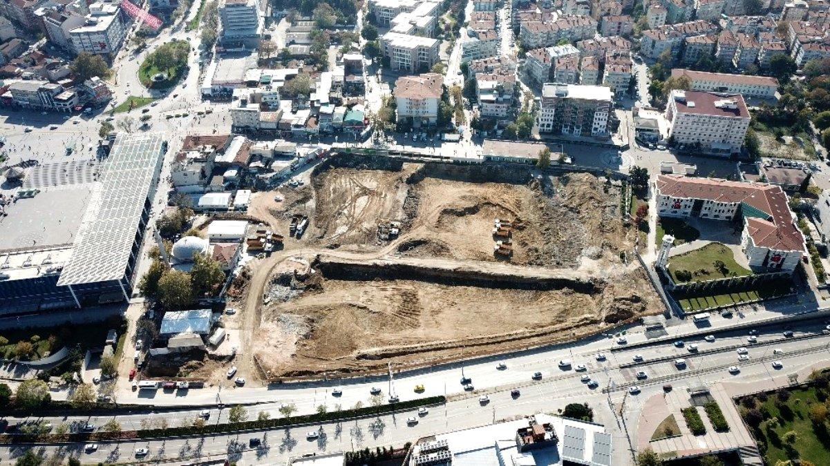 Bursa'nın yeni merkezi