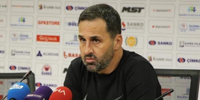 Bursaspor'un teknik direktörü Yalçın Koşukavak oldu