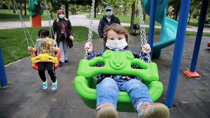 Çocuklarda ağır vaka artışı