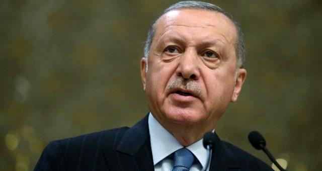 Cumhurbaşkanı Erdoğan'dan KKTC Cumhurbaşkanı Akıncı'ya tarihi uyarı: Yeri geldiğinde bizden gerekli cevabı alacaktır