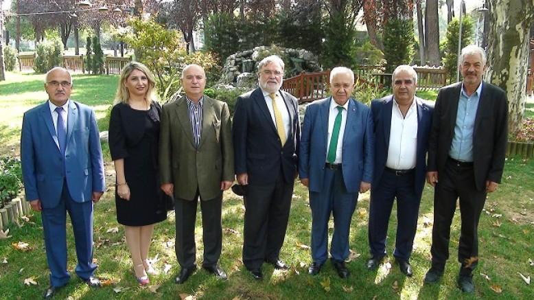 Demokratlar Bursa'da buluştu