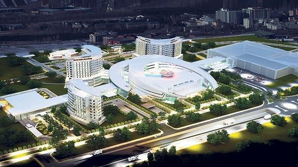 Doğu Anadolu'nun en büyük şehir hastanesi hizmete açılıyor