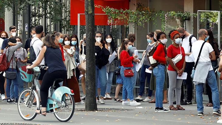 Fransa'dan son dakika koronavirüs kararı! Sokağa çıkma yasağı uygulanacak