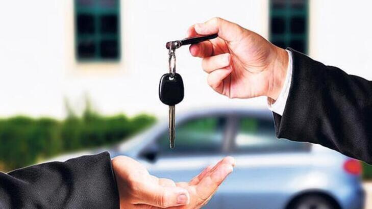 İcradan satılık araba