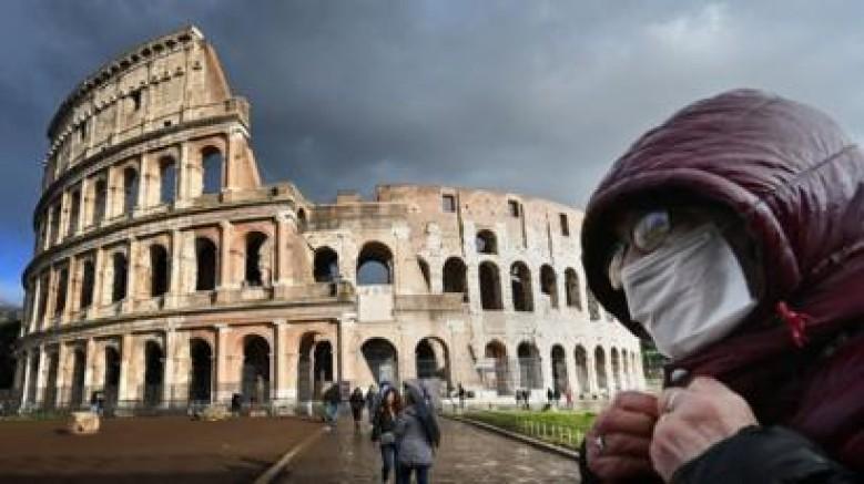 İtalya'da bir günde 619 kişi coronadan öldü!