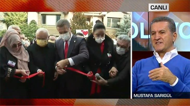 Mustafa Sarıgül, sağlık durumuyla ilgili son durumu canlı yayında açıkladı