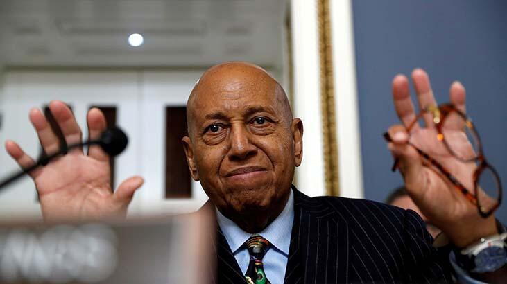 Son dakika... ABD'li Demokrat Kongre üyesi Hastings hayatını kaybetti