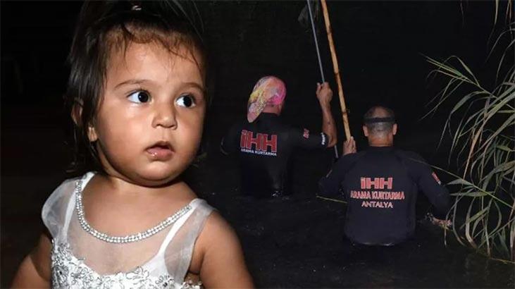 Son dakika: 2 yaşındaki Ecrin'den kötü haber! Cansız bedenine ulaşıldı
