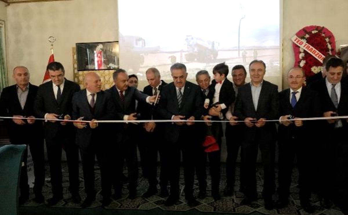 TED Koleji Erzurum'da temel attı