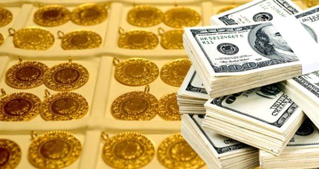 Türkiye'nin başlattığı harekat sonrası altın ve dolar yükselişe geçti